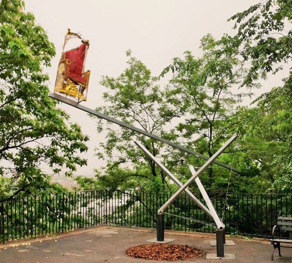 Public Chair (Highbridge Park, Manhattan)