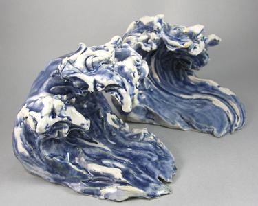 dan halm Sculpture ceramic