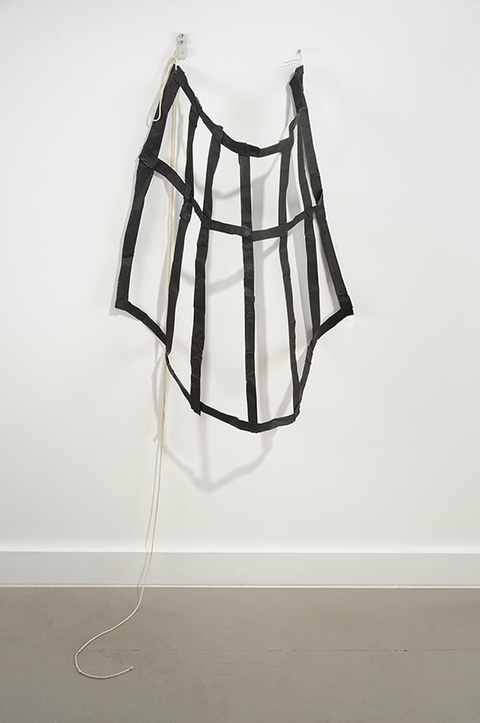 sculpture Apron/Cape