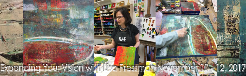 DAVID A. CLARK Studio Lisa Pressman - Exploring Your Vision