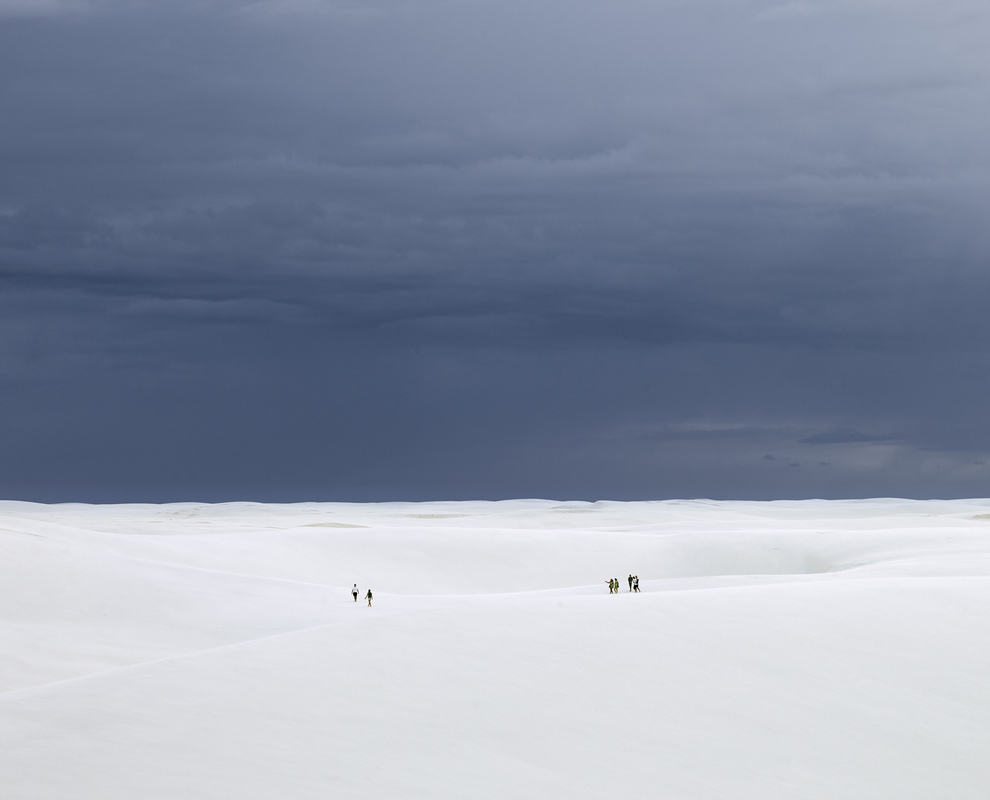 BRAZIL Desert Walk (Group), Lençóis Maranhenses, 2013