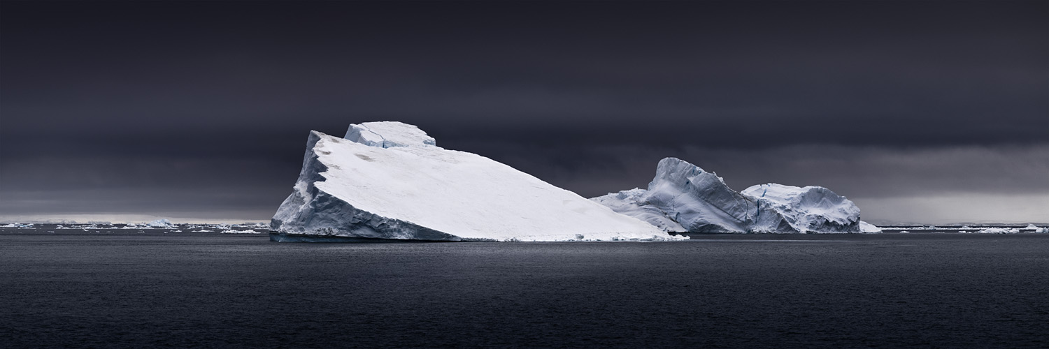 NORTH/SOUTH Sloped, Antarctic Sound, 2007