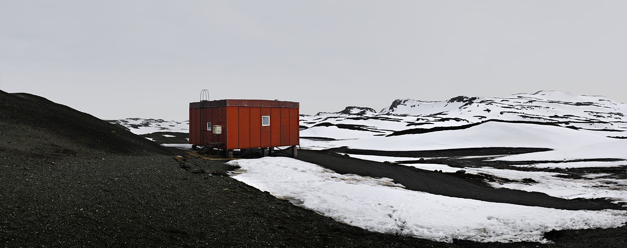 NORTH/SOUTH Perimiter, Eduardo Frei Base, Antarctica, 2008