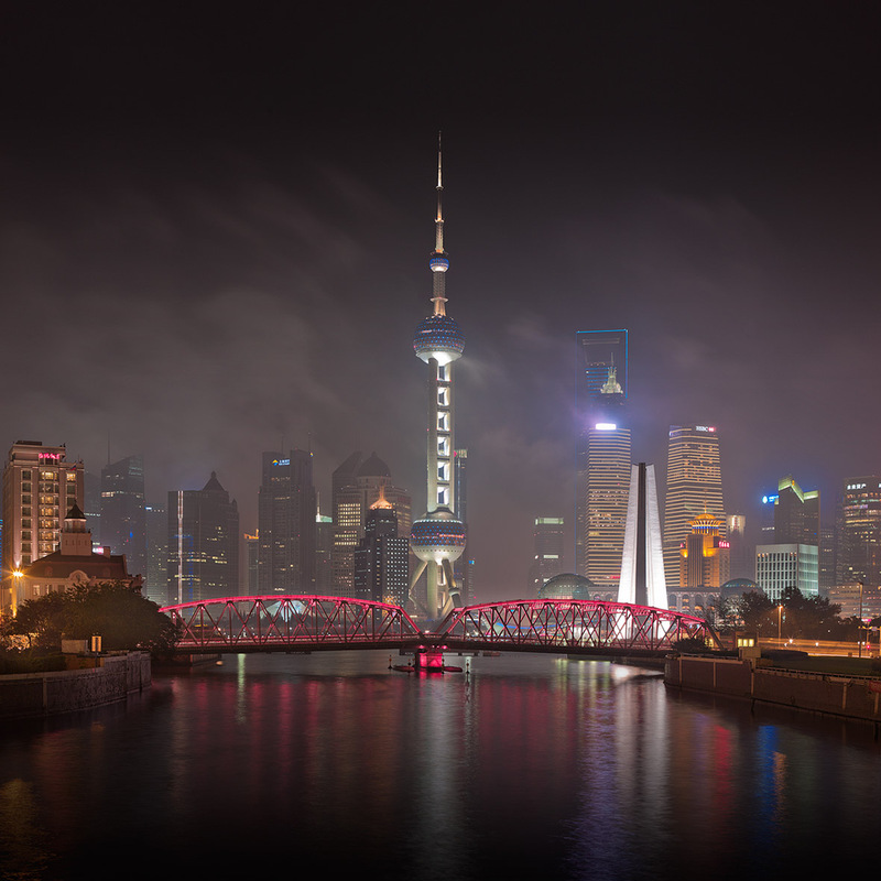 ASIA Shanghai Night II, Shanghai China, 2011