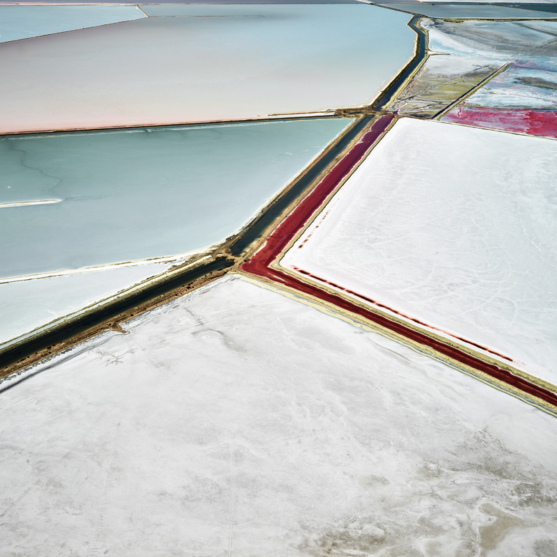 SALT:  Fields, Plottings and Extracts 2015-2016 Saltern Study 17, Great Salt Lake, UT, 2015