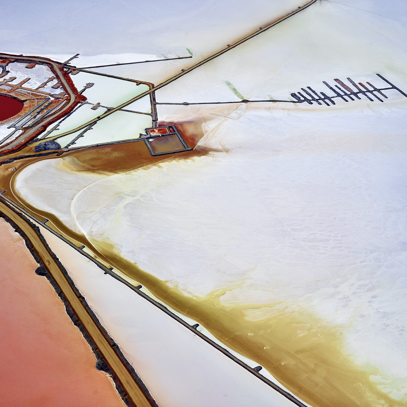 SALT:  Fields, Plottings and Extracts 2015-2016 Salt Flat 03, Kalgoorlie–Boulder,  Western Australia, 2015