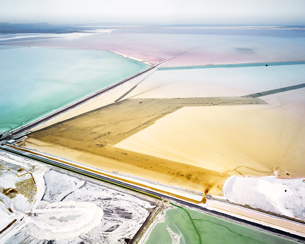 SALT:  Fields, Plottings and Extracts 2015-2016 Saltern Study 18, Great Salt Lake, UT, 2015