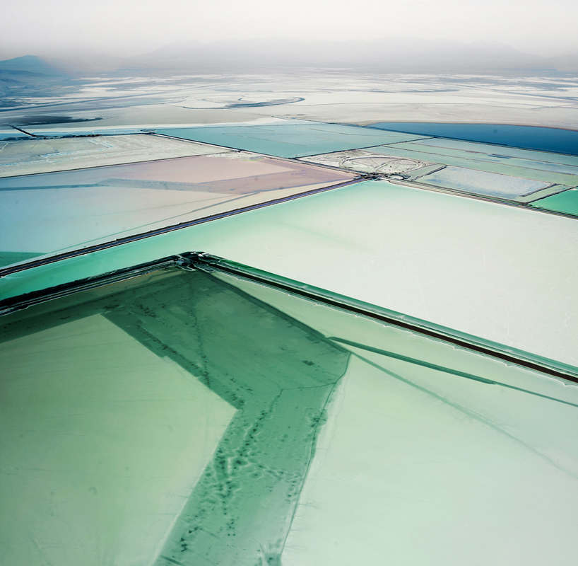 SALT:  Fields, Plottings and Extracts 2015-2016 Saltern Study 09, Great Salt Lake, UT, 2015