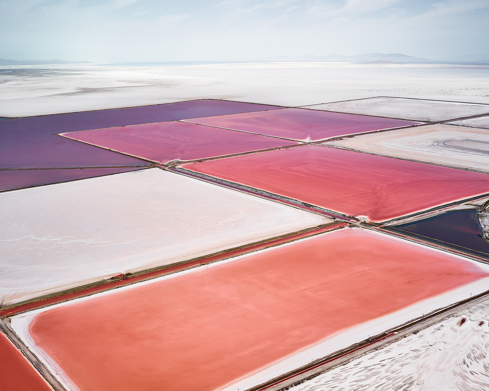 SALT:  Fields, Plottings and Extracts 2015-2016 Saltern Study 03, Great Salt Lake, UT, 2015