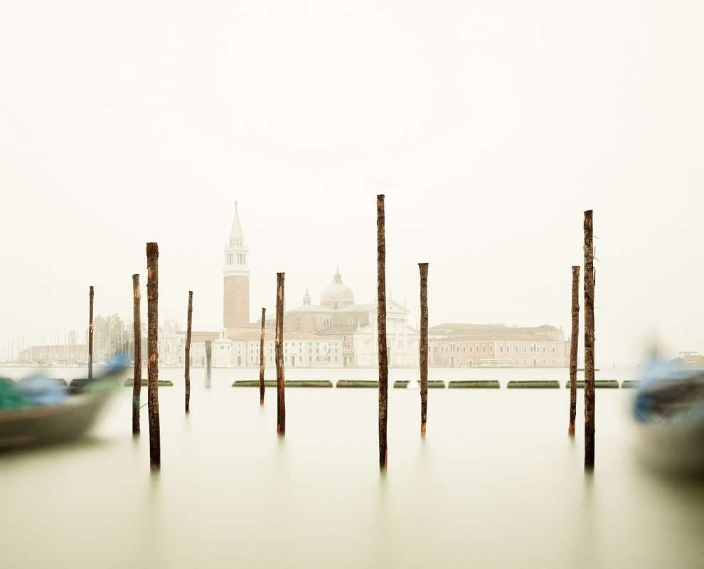 EUROPE San Giorgio Maggiore with Gondola Station, Venice, IT, 2012