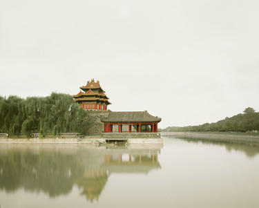Forbidden City, Bejing China, 2009
