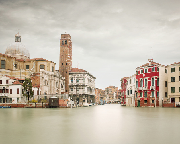 San Geremia, Palazzo Labia on the Grand Canal, Venice, IT, 2012