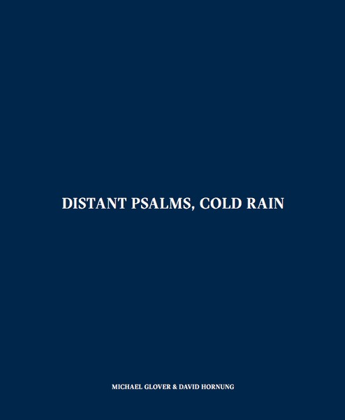 Books Distant Psalms, Cold Rain