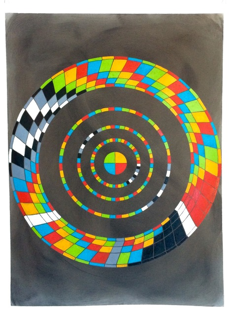 2015 Oil Paintings 3 x 4 feet Spinner