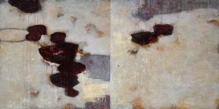 David Kidd Paintings Acrylic on Birch Panel