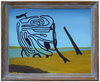 Graffoos 2006-2009  oil on canvas board