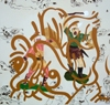 Graffoos 2006-2009  oil and alkyd on linen