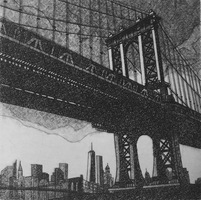 DeAnn L. Prosia Etchings Line Etching