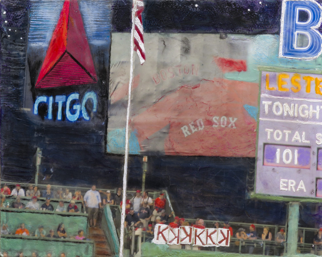 Fenway Park Art Gallery K MEN