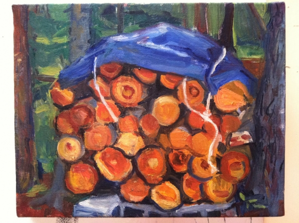 Harry's Woodpile