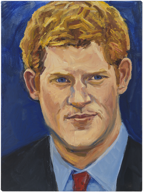 Headshots Prince Harry