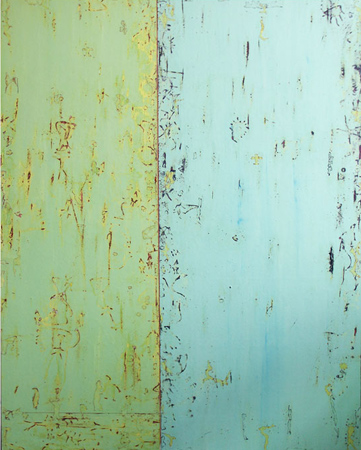 Deborah Davidson Selected Past Work  Acrylic on Wood