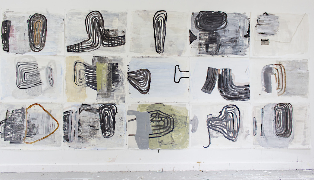 Works on Paper  Truth or Consequences