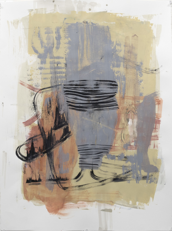 Works on Paper  January Story #1