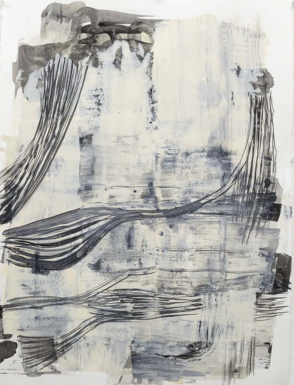 Works on Paper  Lines of Winter 2
