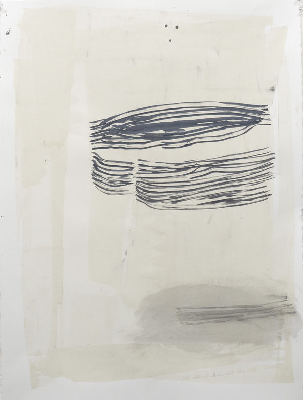 Works on Paper  Lines of Winter 10