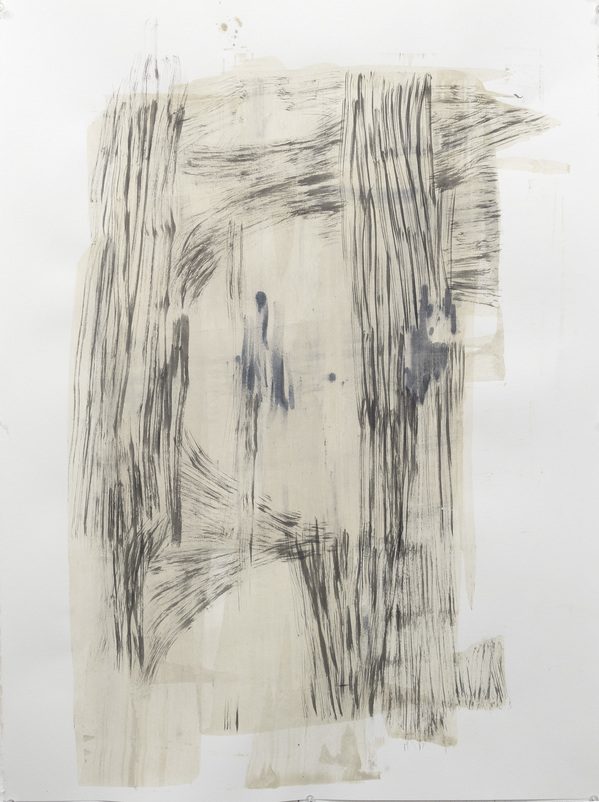Works on Paper  Lines of Winter 11