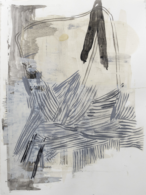 Works on Paper  Lines of Winter 19