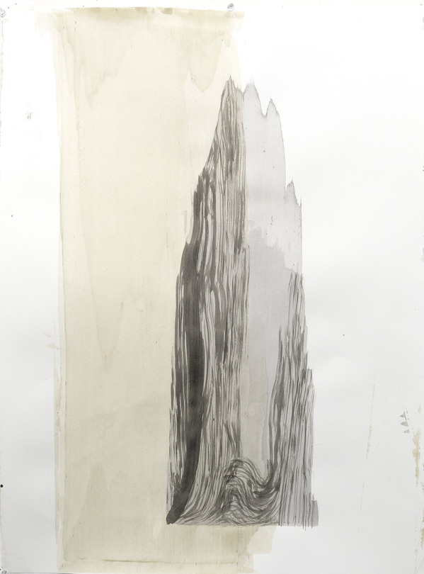 Works on Paper  Lines of Winter 24