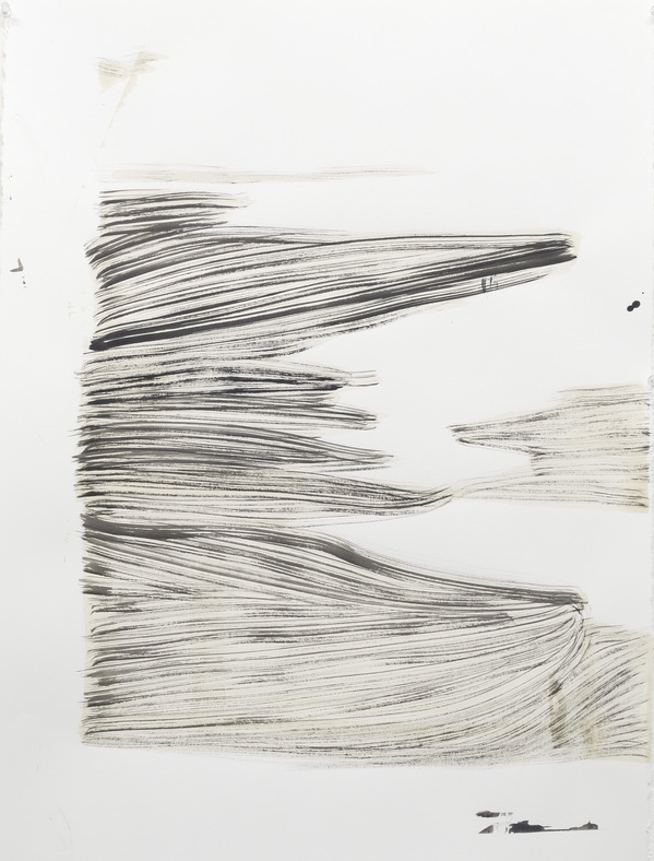 Works on Paper  Lines of Winter 27