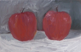 Deborah Pohl Paintings Oil on board