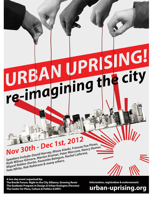 Deen Shariff Sharp Academia Paper Presented: The Urban Arab Uprisings