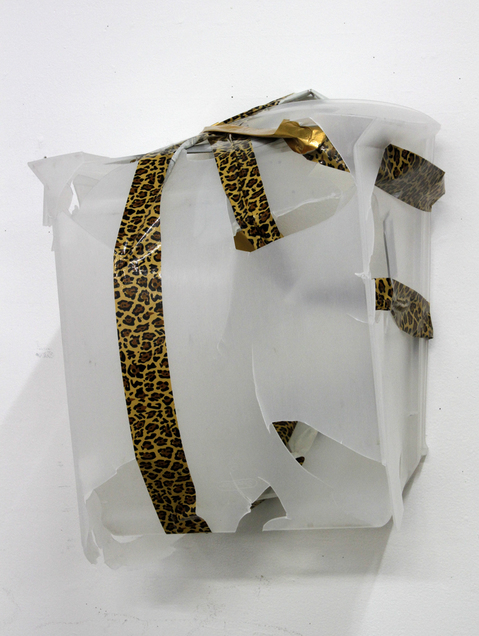 Available Gowanus Wrapped drawer (animal print)
