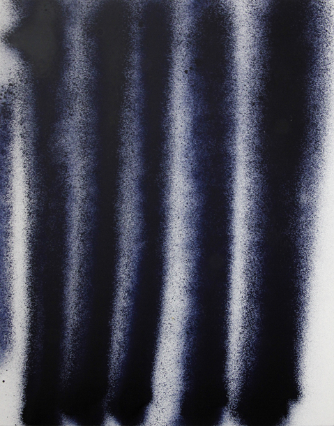 Paintings Stripes (blue)