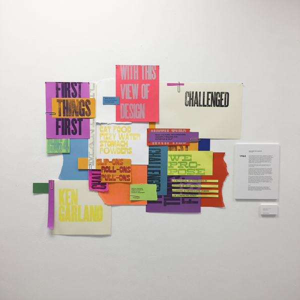 student projects Art & Design of Letterpress Printing: Hanna Peterson