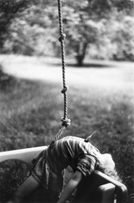 Diane Gabriel Child's Play Silver Gelatin Print