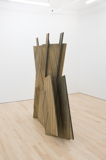 Diane Simpson JTT, New York, <i>Diane Simpson: Samurai</i>, 2016-2017