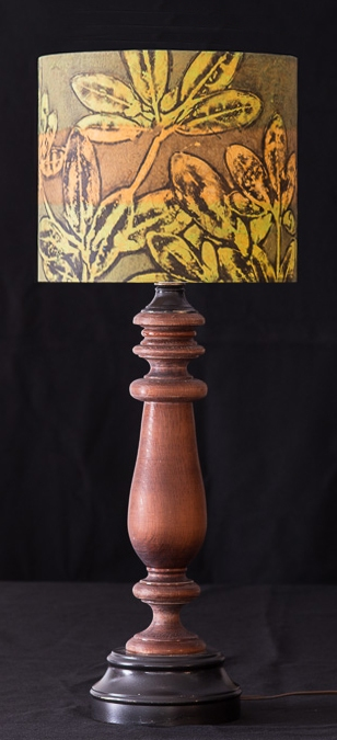 Table &  Floor Lamps Rhododendron (casaba & lime)