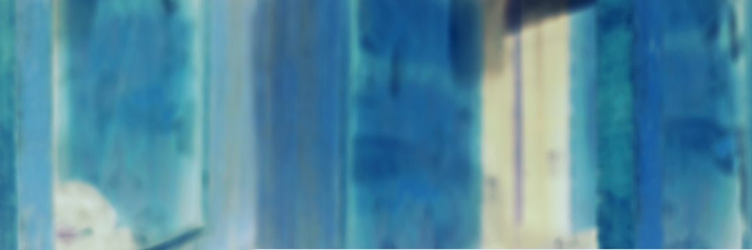 DAVID MITCHELL ANAMNESIS 44 x 116 inches (image size: 36 x 108 inches) - Edition of 2