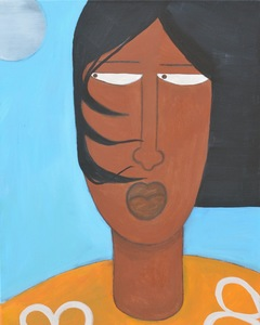 Domingo Carrasco Originals  acrylic on canvas