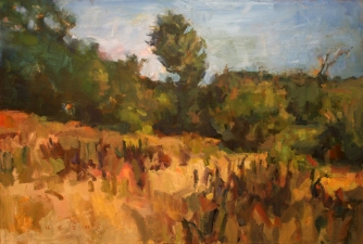 Don Keene Genre Oil on canvas