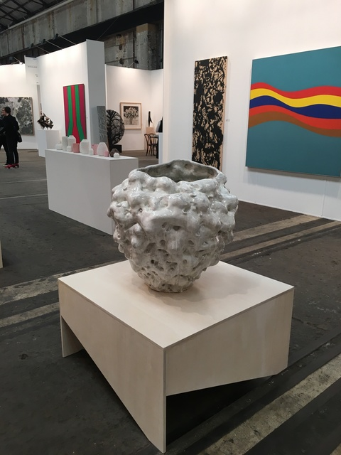 WORKS Glacier at Sydney Contemporary, Carriageworks. Utopia Art Sydney