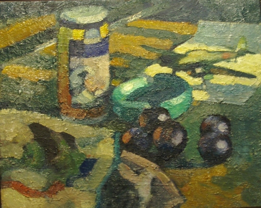 Don Wynn Still Life and Interior oil on canvas