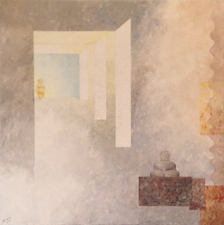 d o r i s   e r d m a n         ARCHITECT/ARTIST baltic light acrylic on canvas