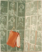 Greg Drasler Jesus Wallpaper oil on canvas