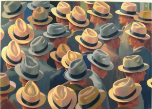 Greg Drasler Paintings oil on canvas